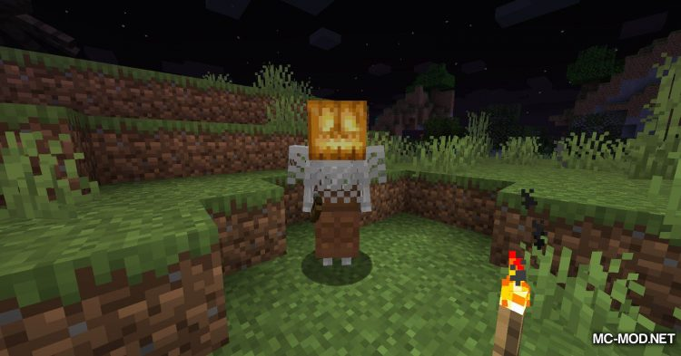 Menacing Monsters mod for Minecraft (7)