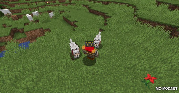 Pet Your Wolf mod for Minecraft (7)