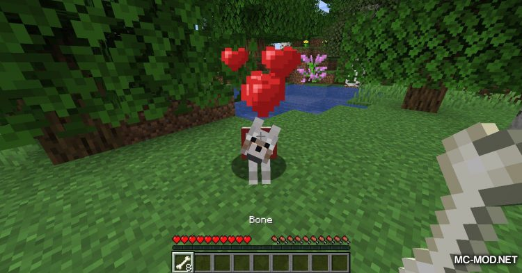Respawnable Pets mod for Minecraft (3)
