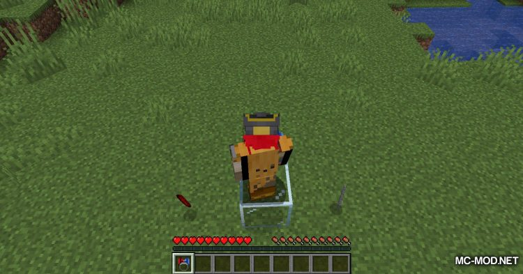 Ring of Attraction mod for Minecraft (12)