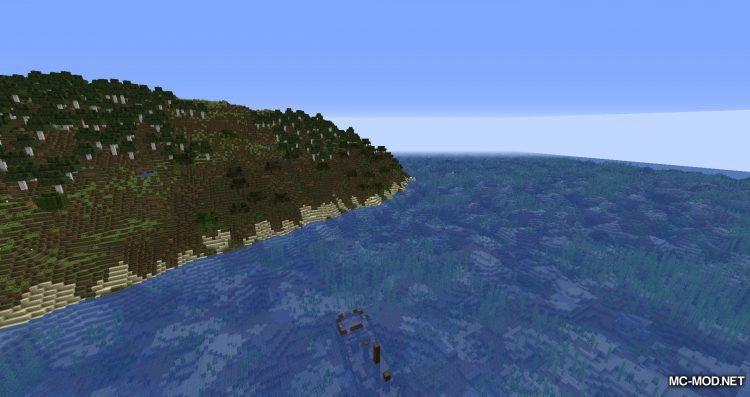 Simplex Terrain Generation mod for Minecraft (15)