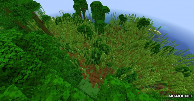 Simplex Terrain Generation mod for Minecraft (6)