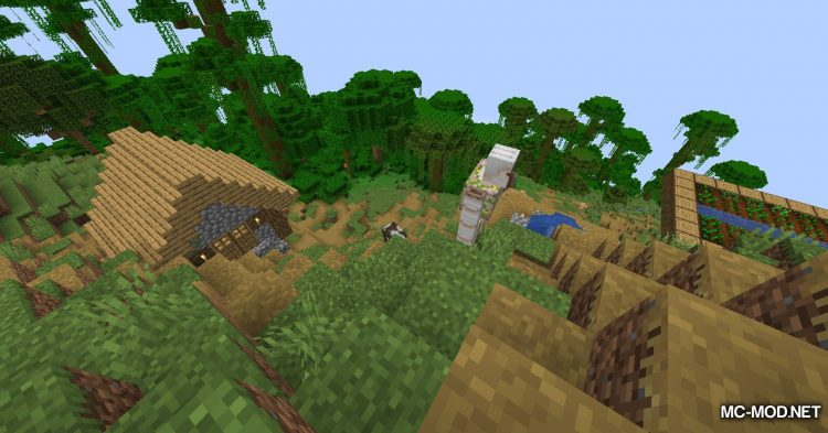 Simplex Terrain Generation mod for Minecraft (8)