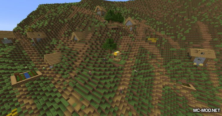 Simplex Terrain Generation mod for Minecraft (9)