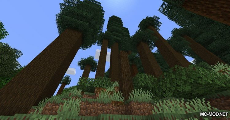The Biome Overhaul mod for Minecraft (11)