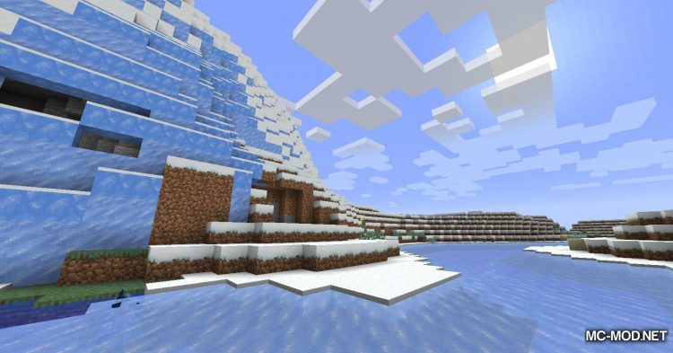 The Biome Overhaul mod for Minecraft (15)