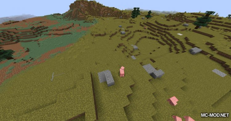 The Biome Overhaul mod for Minecraft (7)