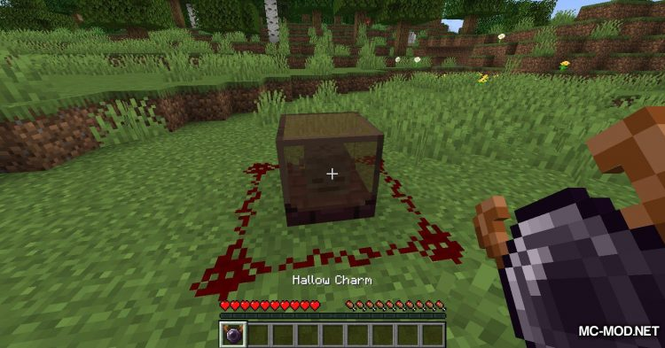 The Hallow mod for Minecraft (4)