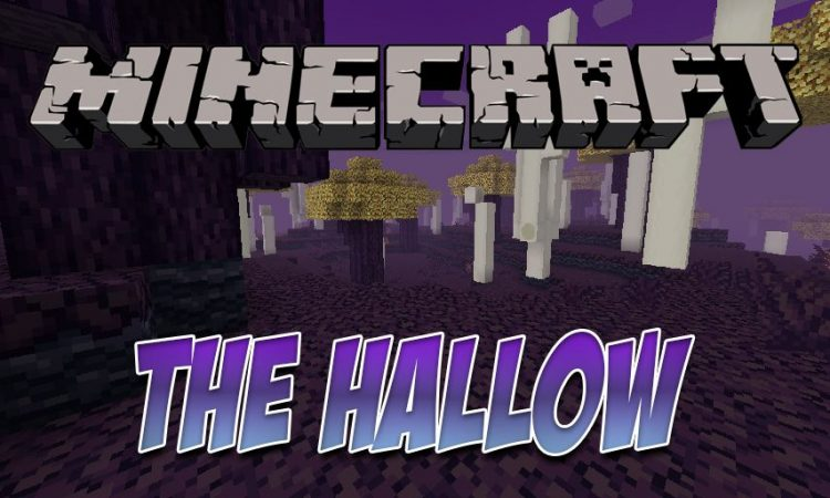 The Hallow mod for Minecraft logo