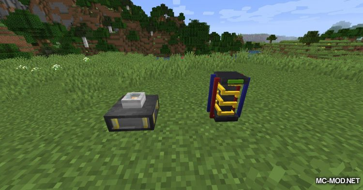 Tiered Magnets mod for Minecraft (10)