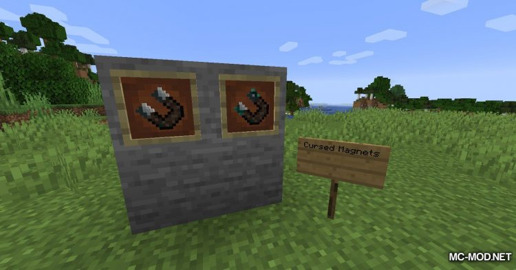 Tiered Magnets mod for Minecraft (11)