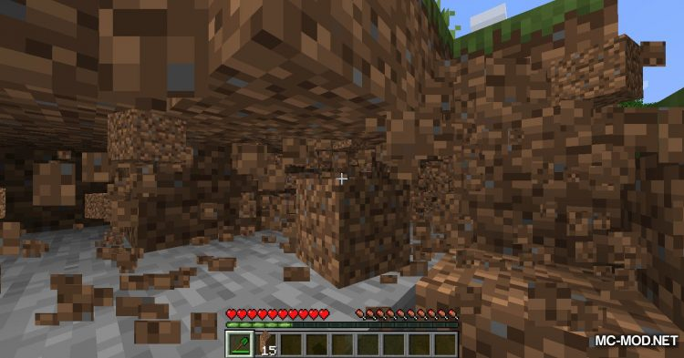 Adamantine mod for Minecraft (14)