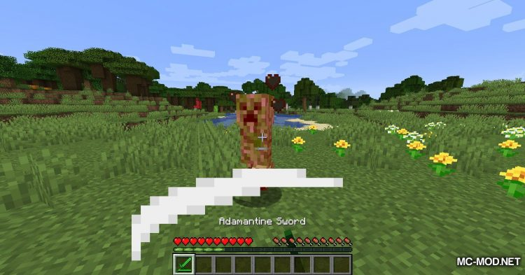 Adamantine mod for Minecraft (15)