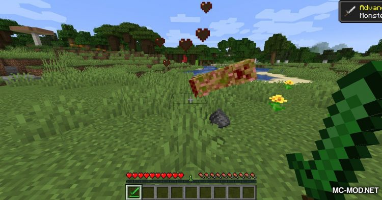 Adamantine mod for Minecraft (16)