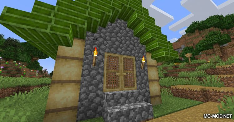 Bambootiful mod for Minecraft (6)