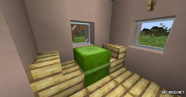Bambootiful mod for Minecraft (7)