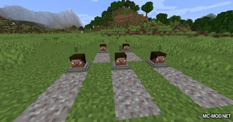 Better Graves mod for Minecraft (18)