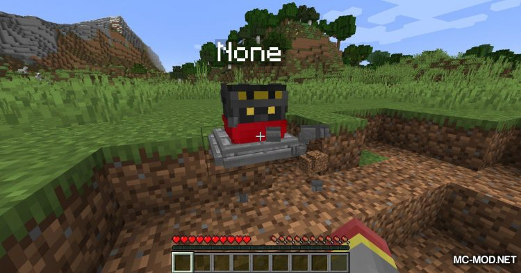Better Graves mod for Minecraft (9)