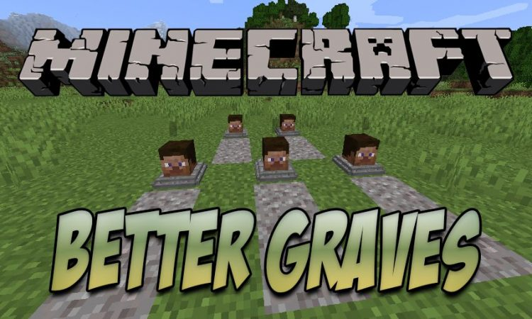 Better Graves mod for Minecraft logo