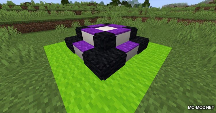 Carpet Stairs mod for Minecraft (10)