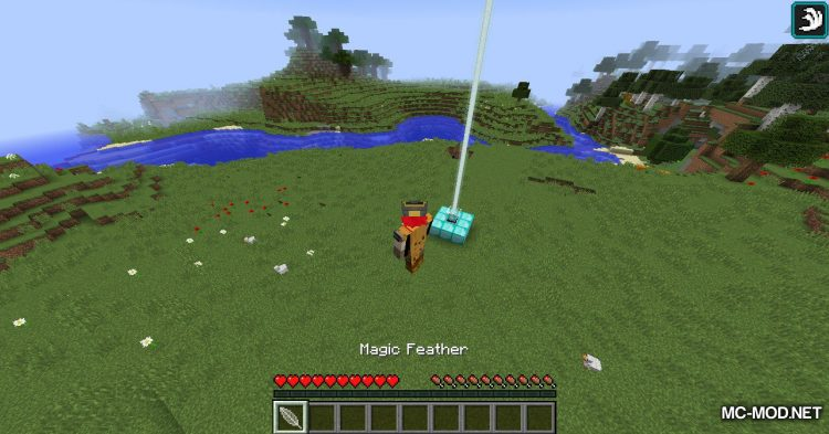 CookieCore mod for Minecraft (6)