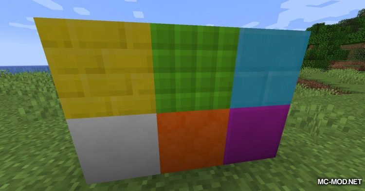 Environmental Materials mod for Minecraft (4)