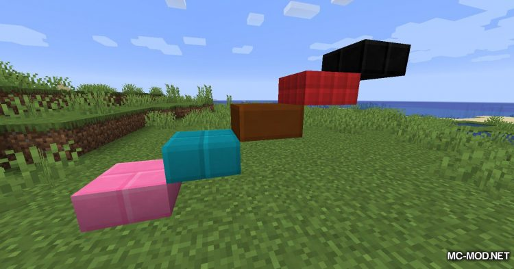 Environmental Materials mod for Minecraft (6)