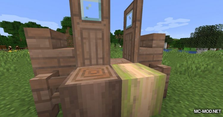 Fruit Trees mod for Minecraft (12)