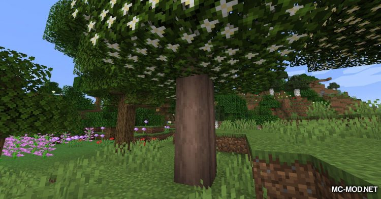 Fruit Trees mod for Minecraft (2)