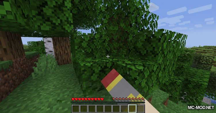 Fruit Trees mod for Minecraft (9)