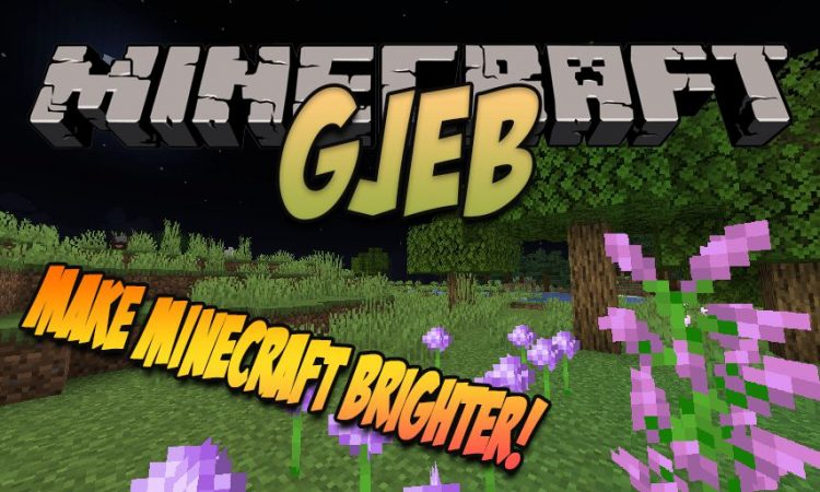 GJEB mod for Minecraft logo