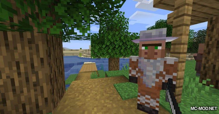 Guard Villagers mod for Minecraft (12)