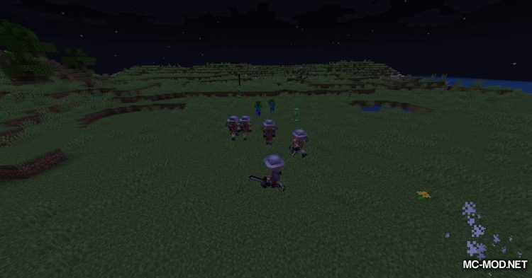 Guard Villagers mod for Minecraft (6)