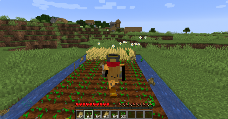 Harvest mod for Minecraft (10)