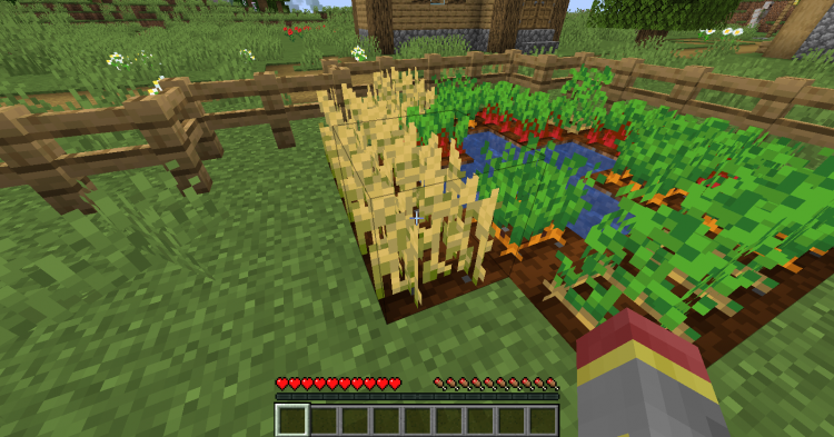 Harvest mod for Minecraft (4)