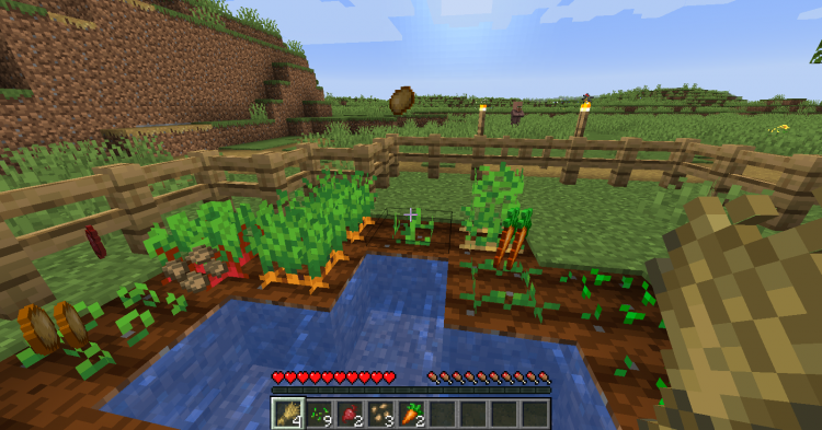 Harvest mod for Minecraft (6)