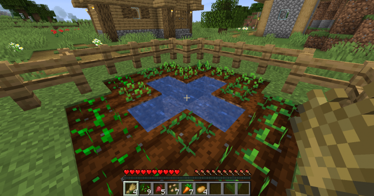 Harvest mod for Minecraft (7)