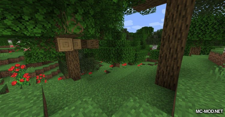 Hunter Mod mod for Minecraft (1)
