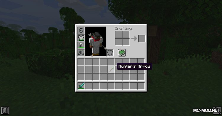 Hunter Mod mod for Minecraft (10)