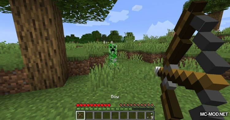 Hunter Mod mod for Minecraft (11)