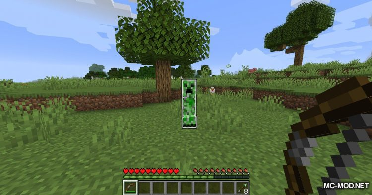 Hunter Mod mod for Minecraft (12)
