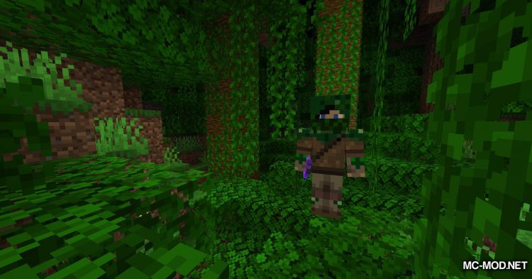 Hunter Mod mod for Minecraft (3)