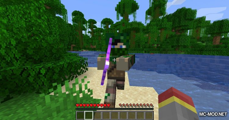 Hunter Mod mod for Minecraft (5)