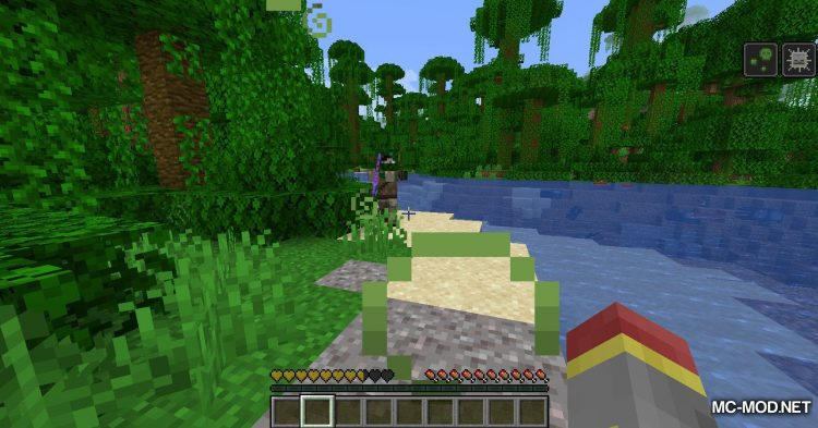 Hunter Mod mod for Minecraft (6)