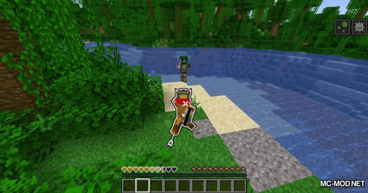 Hunter Mod mod for Minecraft (7)