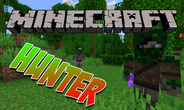 Hunter Mod mod for Minecraft logo