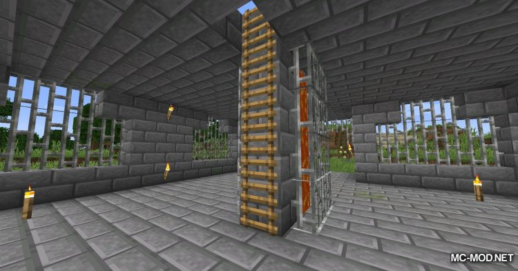 InstaHouses mod for Minecraft (10)
