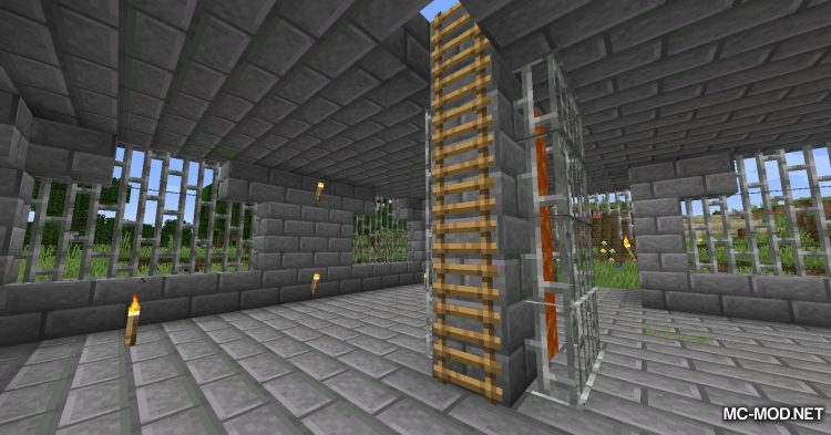 InstaHouses mod for Minecraft (11)