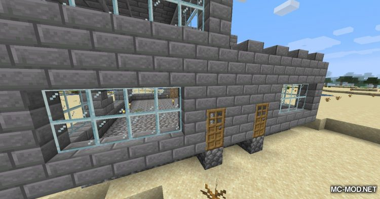 InstaHouses mod for Minecraft (7)