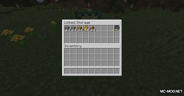 Linked Storage mod for Minecraft (10)